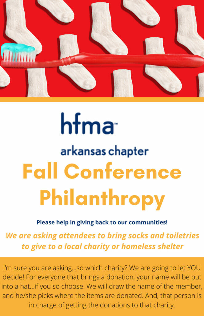 Fall Conference Philanthropy image